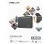 PNY Elite USB 3.1 Gen1 240GB PSD1CS105 Portable SSD dark-grey
