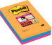 POST-IT Super Sticky Bangkok 152x101mm 4690SS3BG 3-farbig 3x90 Blatt