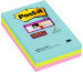 POST-IT Super Sticky Notes 152x101mm 4690SS3MI Miami, 3 Farben 3x90 Blatt