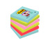 POST-IT Super Sticky Notes 76x76mm 6546SSMIA Miami 4 Farben 6x90 Blatt