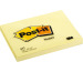 POST-IT Block 76x102mm 657 gelb/100 Blatt