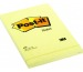 POST-IT Block 102x152mm 659Y gelb/100 Blatt
