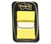 POST-IT Index Tabs 25,4x43,2mm 680-5 gelb/50 Tabs