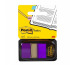POST-IT Index Tabs 25.4x43.2mm 680-8 violett/50 Tabs