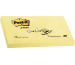 POST-IT Z-Notes refill 76x127mm R-350Y gelb/100 Blatt
