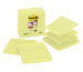 POST-IT Z-Notes XL 101x101mm R440-SSCY gelb 5x90 Blatt