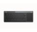 RAPOO Touch Keyboard 16951 K2600 grey wireless