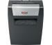 REXEL Aktenvernichter X406, P-4 2104569EU Partikelschnitt,schwarz 4x28mm