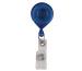 RIEFFEL Badgehalter KB MBID blau
