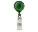 RIEFFEL Badgehalter KB MBID grün