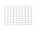 RIEFFEL Anhängenummern KyStor KR-AN 101 Satz 101 - 200