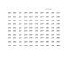 RIEFFEL Anhängenummern KyStor KR-AN 201 Satz 201 - 300