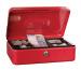RIEFFEL Geldkassette Valorit VT-GK3ROT 8,2x26,2x19,2cm rot