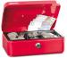 RIEFFEL Geldkassette Valorit VTGK1ROT 7x15,3x12cm rot