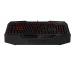 ROCCAT Gaming Keyboard, CH-Layout ROC12825 ISKU+ Force FX, RGB, black