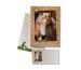 ROOST Briefpapier Fohlen 180344 braun, 10 Blatt