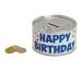 ROOST Sparkasse Happy Birthday 19734 farbig 10x6x10cm