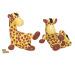 ROOST Sparkasse Giraffe 21440 gelb-braun 18cm