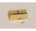 ROOST Sparkasse Goldbarren 24721 gold 16x9x5cm