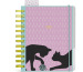 ROOST Agenda do it… CATS 2021 510662 Katze 1W/2S, 14x16.5cm