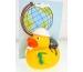 ROOST Ente Natur-Forscher 59233 gelb, 8cm