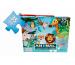 ROOST Bodenpuzzle Jungle 680452 60x44cm 35 Teile