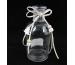 ROOST Flasche Deko 6x13cm 958567 transparent