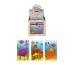 ROOST Notizblock 9.3x5.5cm S51025 Sealife, multicolor 20 Blatt