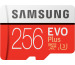 SAMSUNG Micro-SDXC Card Evo Plus 256GB MB-MC256H with Adapter Class 10 100MB/s
