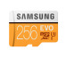 SAMSUNG Micro-SDHC Card Evo 256GB MB-MP256G with Adapter Class 10 100MB/s