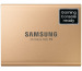 SAMSUNG SSD Portable T5 500GB MU-PA500G USB 3.1 Gen. 2 gold