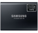 SAMSUNG SSD Portable T7 Touch 1TB MU-PC1T0K USB 3.2 Gen. 2 black