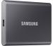 SAMSUNG SSD Portable T7 2TB MU-PC2T0T USB 3.1 Gen. 2 Titan Grey