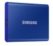 SAMSUNG SSD Portable T7 500GB MU-PC500H USB 3.1 Gen. 2 Indigo Blue