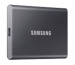 SAMSUNG SSD Portable T7 500GB MU-PC500T USB 3.1 Gen. 2 Titan Grey