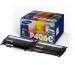 SAMSUNG Toner Rainbow Kit CMYBK CLT-P406C CLP 360/CLX-3300 1000/1500 S.