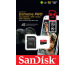 SANDISK ExtremePro Micro SDXC 64GB 130670 SDSQXCY-064G-GN6MA 170MBs