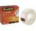 SCOTCH Crystal Tape 600 19mmx10m 600-1910R kristallklar