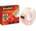 SCOTCH Crystal Tape 600 19mmx33m 6001933K kristallklar