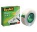 SCOTCH Magic Tape 810 12mmx33m 8101233K unsichtbar, beschriftbar