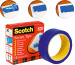 SCOTCH Sigelband 820 33mx35mm 8203533L blau