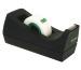 SCOTCH Pultabroller C38S schwarz, für 19mm Rollenbreite