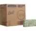 SCOTT Kosmetiktücher 08837020 weiss, 2-lagig 100 Blatt