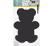 SECURIT Kreidetafel BEAR FB-BEAR schwarz 40.2x29.7x0.3cm
