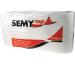 SEMYTOP Toilettenpapier 529038 3-lagig, 8 Rollen à 250 Blatt