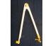 SIECO Wandtafelzirkel 50cm 340/A ohne Bogen