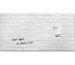SIGEL Glas-Magnetboard GL144 avertum 910x460x15mm