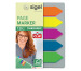 SIGEL Notes 12x50mm HN611 5 Farben ass. 125 Blatt