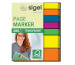 SIGEL Notes 6/12x50mm HN616 5 Farben ass. 280 Blatt