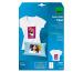SIGEL Inkjet-Transfer T-Shirt A4 IP650 helle Textilien 3 Blatt